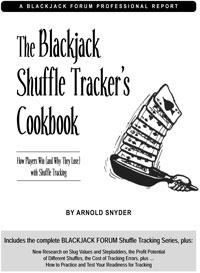 Blackjack Shuffle Tracker's Cookbook
