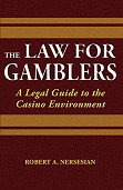 Law for Gamblers by Robert Nersesian