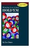 Winning Low Limit Holdem by Lee Jones
