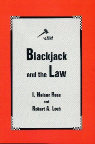 Blackjack and the Law