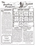 The Gambling Prospector