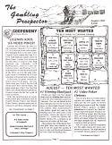 The Gambling Prospector