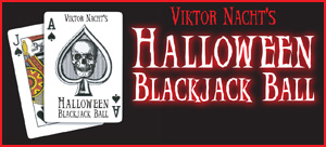 Halloween Blackjack Ball