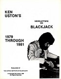 Ken Uston's Blackjack Newsletters