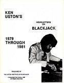 Ken Uston's Blackjack Newsletters