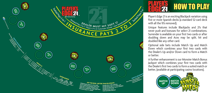 Players Edge 21
