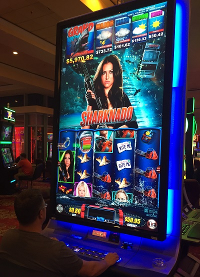 Sharknado Slot Machine 2018