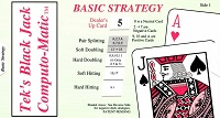 Tek's Computo-Matic Basic Strategy