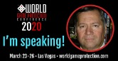 Bill Zender at World Game Protection Conference 2020