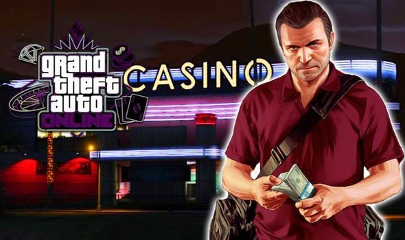 Gambling in Video Games - Grand Theft Auto