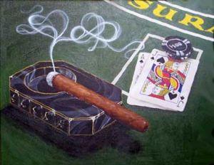Blackjack by Michael Godard
