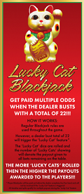 Lucky Cat Blackjack
