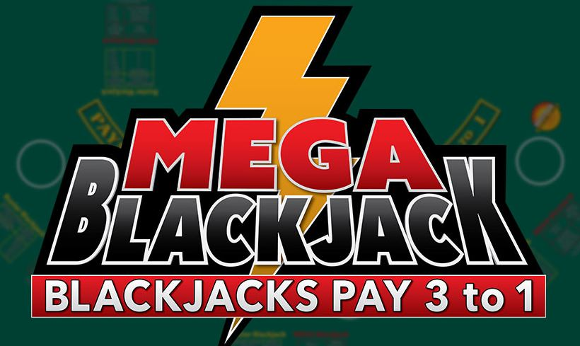 Mega Blackjack
