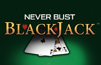Never Bust Blackjack