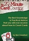 The 29 Minute Card Counting Book