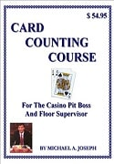 Card Counting Course by Michael Joseph