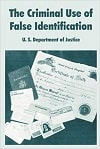 Criminal Use of False Identification