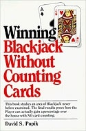 Winning Blackjack Without Counting Cards