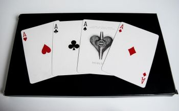 Aces - The best cards in blackjack!