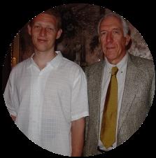 Karel Janecek and Stanford Wong