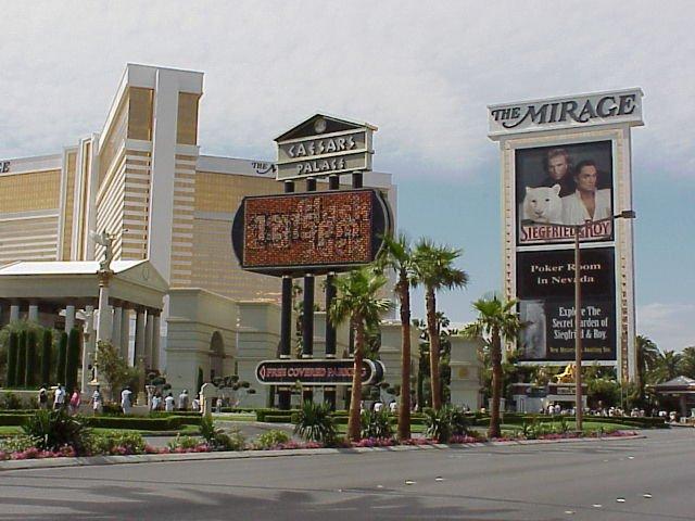 Las Vegas - Caesars & Mirage 1999