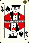 Blackjack Decision Tables