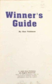 Winner's Guide by Ken Feldman