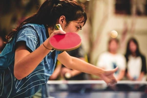 Ping-Pong or Table Tennis