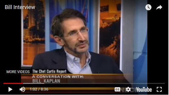 Bill Kaplan Interview